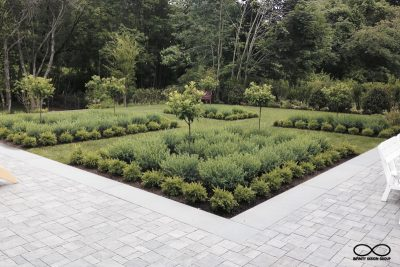 Rhode Island Garden and Planting, and Hardscape Design: Pawtucket