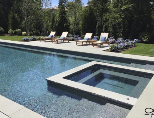 Pool & Spa, Garden & Planting Design: Watch Hill, Rhode Island