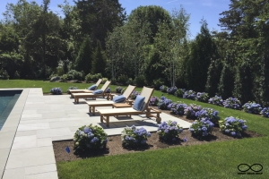RI Pool & Spa, and Garden and Planting Design: Watch Hill